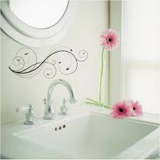 wall decal for bathroom