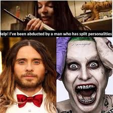 Multiple Picture Meme - jared leto multiple personalities captor know your meme
