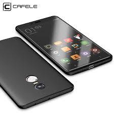 Xiaomi Redmi Note 4 Cafele Original Soft Tpu Phone For Xiaomi Redmi Note 4 Note