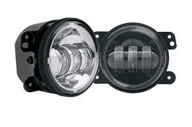 jeep wrangler speaker jw speaker 6145 led fog lights for jeep wrangler jk