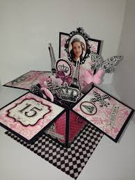 Sweet Sixteen Invitations Cards 20 Quince Or Sweet 16 Invitations 3d Pop Up Cards In A Box By