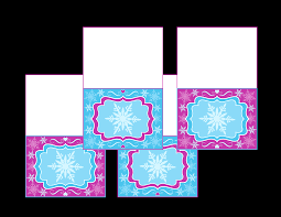 free frozen party printables from printabelle catch my party