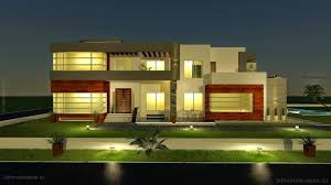 500 Sq Meters by 3d Front Elevation Com 500 Square Meter Modern Contemporary House