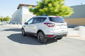 Ford Escape Awd - refreshing or revolting 2017 ford escape motor trend