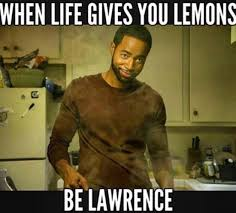Lawrence Meme - funniest memes from the insecure season finale bossip