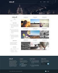 web design templates professional free corporate web design template psd css author