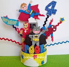 superman cake toppers cake topper batman birthday birthday