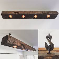 just finished this barn beam light fixture beams barn and lights