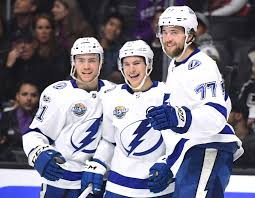 Tampa Bay Lighting Schedule First Period Onslaught Sends Lightning Past Kings