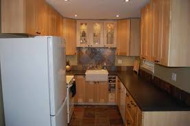 Small L Shaped Kitchen Designs With Island Kitchen For Enchanting Small Square Shaped Kitchen Designs Small