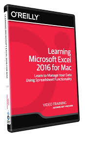 Tutorial For Excel Spreadsheets Amazon Com Learning Microsoft Excel 2016 For Mac Training Dvd