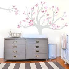 stickers arbre chambre bébé sticker chambre bebe sticker mural plus pour sticker arbre chambre