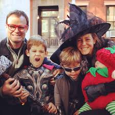 pix stephanie ruhle u0026 family dominate halloween with outrageous