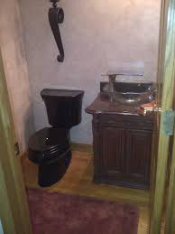 black toilet installation images and photo gallery for cleek plumbing heating
