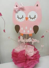 owl baby shower theme owl centerpieces for baby shower sorepointrecords