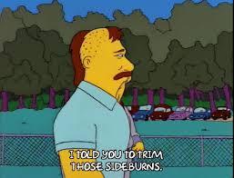 Mr Burns Excellent Meme - homer at the bat what happened to mr burns softball ringers