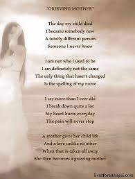grieving the loss of a child some don t realize how the loss of a child changes you they
