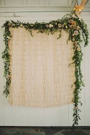 wedding backdrop ireland 18 inspiring indoor ceremony backdrops onefabday