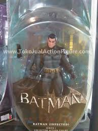 Jual Dc Collectibles jual figure batman arkham city series 1 batman infected dc