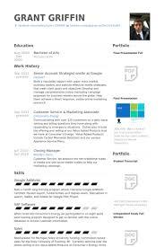 Google Resume Sample by Stylist Ideas Google Resume 3 Google Resume Samples Resume Example