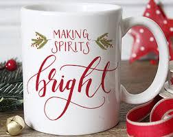 christmas mug christmas coffee mug printable wisdom ceramic mug coffee