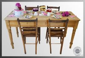 Magnificent Small Pine Dining Table Narrow Kitchen Table Custom - Small pine kitchen table
