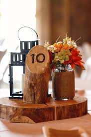 fall wedding centerpieces add your big day with these rustic fall wedding