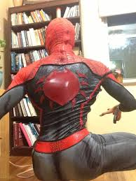 superior edge of time amazing spider man costume made from scratch