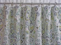 ikat damask window curtains grey damask curtains gray green