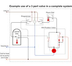 drayton lifestyle wiring diagram heating controls inside 3 port