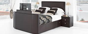Kingsize Tv Bed Frame King Size Tv Bed Frame L64 On Stunning Designing Home