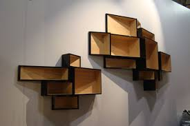 Wooden Wall Shelves With Brackets Book It 17 Beautiful Bookcases U0026 Bookshelves Homes And Hues