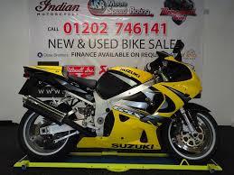 used motorcycles suzuki gsxr 750