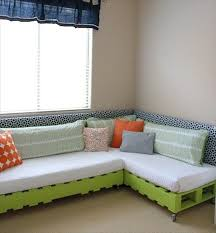 Pallet Sofa Cushions by 10 Diy Simple Couch How To Make A Couch Diy And Crafts
