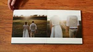 Art Leather Wedding Albums The 2015 Fine Art Wedding Album Youtube