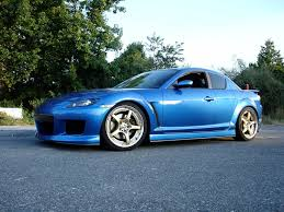 ricer rx7 request winning blue on gold rims rx8club com