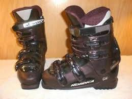 womens size 9 in ski boots nordica exopower trend 05 s ski boots size 9 5 us 26 5 mondo