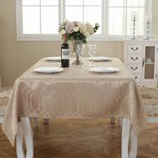 aliexpress com buy champagne gold decorative elegant table cloth