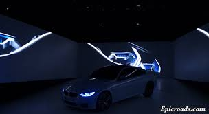 bmw laser headlights watch the breathtaking technology bmw and audi presented at ces