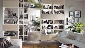 Bookcases As Room Dividers Furniture Living Room Bookcase Storage Cabinet As Room Divider