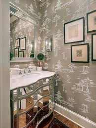 gray french toile grasscloth wallpaper design ideas