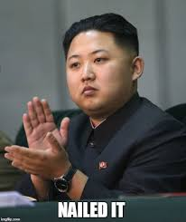 Clapping Meme - kim jong un clapping latest memes imgflip