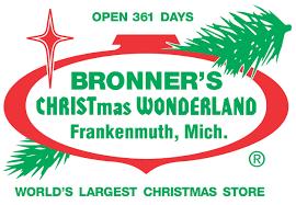 bronner u0027s christmas wonderland saginaw mi