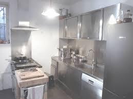 cuisine professionnelle pour particulier cuisine professionnelle inox unique aménagement de cuisine