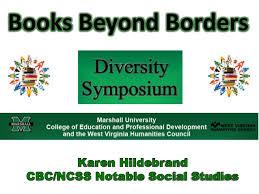 Diversity Symposium  Books Beyond Borders  Marshall University  Books Beyond Borders