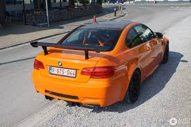 Bmw M3 Yellow Green - bmw m3 gts 22 june 2017 autogespot