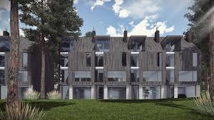Modern Multi Family House Plans Multi Family U2013 Aodk Inc