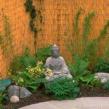 you can make your own zen garden in a corner of your backyard