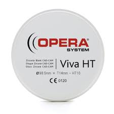 opera system viva high translucent cad cam disc kuraray ml katana