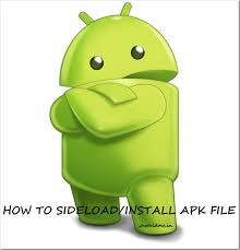 apk file how to install external android apk file on your android